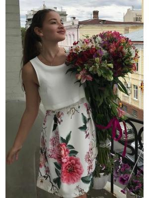 Платье LUCKYLU 21LL-ab49-cr