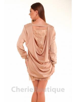 Тонкая туника-компаньон к ночной рубашке Marjolaine тс9010602