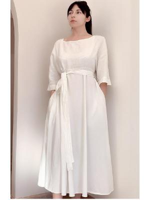 Платье макси Max Mara Azoto 32210806-w