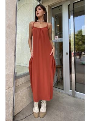 Платье-сарафан миди Max Mara Carina 36211306-600
