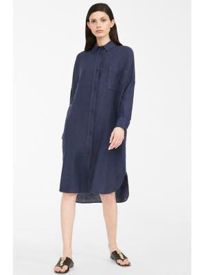 Платье-миди из льна Max Mara Paul 36210906-006