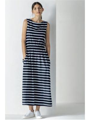 Платье длинное в полоску Max Mara Re 36211206