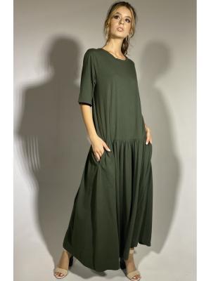 Платье макси Max Mara Ursola 36210406-h