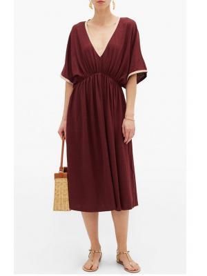 Платье миди Max Mara Vetro 36216066