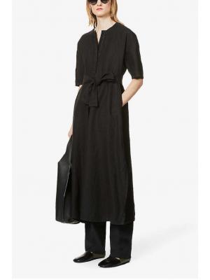 Платье-миди с коротким рукавом Max Mara Arda 32210616-003