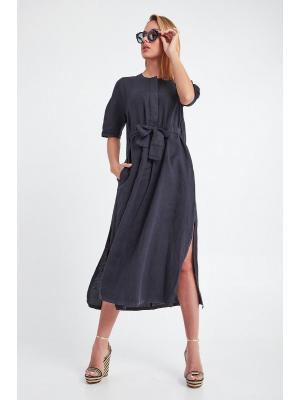 Платье-миди с коротким рукавом Max Mara Arda 32210616-004