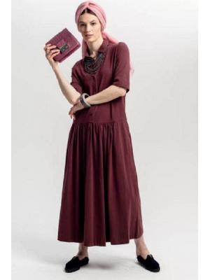 Платье с заниженной талией Max Mara Ceci 36210216-005