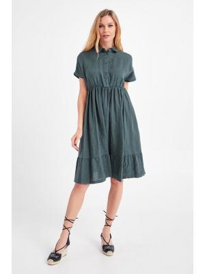 Платье с коротким рукавом Max Mara Dolmen 32210716-001