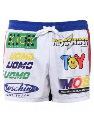 Пляжные шорты Moschino A6174-5439