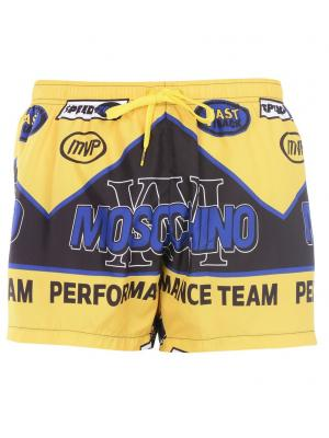 Пляжные шорты Moschino A6161-5989