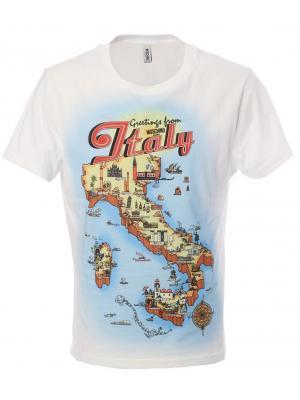 Мужская футболка Moschino A1928-2810