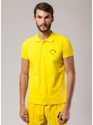 Мужская футболка-поло Moschino A6314-2802