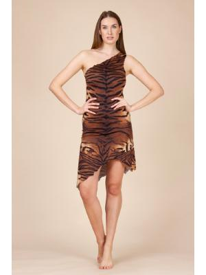 Пляжное платье Nicole Olivier Tirana tigre
