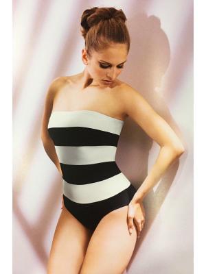 Слитный закрытый купальник Nicole Olivier Paris