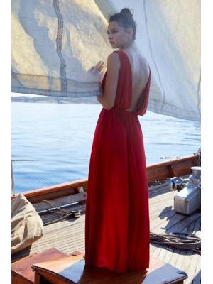 Платье-сарафан с открытой спиной Pain de Sucre Linoa 16-r