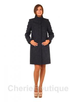 Пальто демисезонное с воротником-стойкой m-745-s
