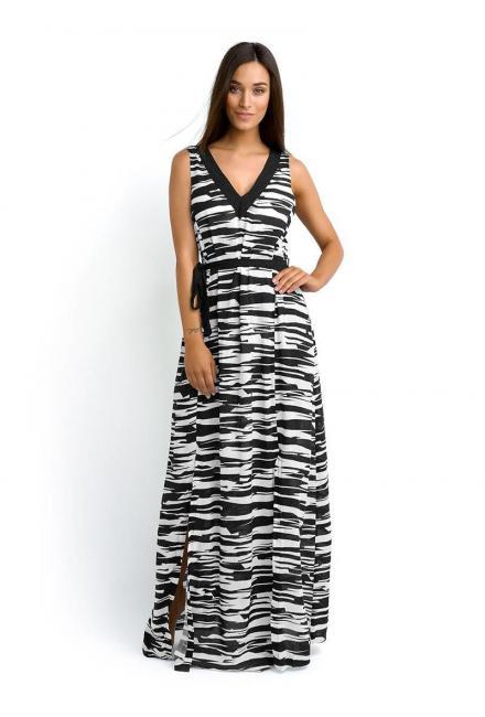 Платье в пол Seafolly
