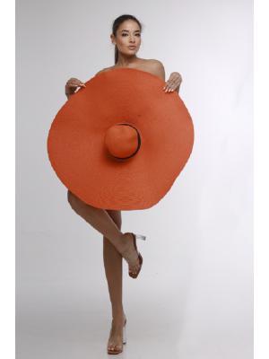 Шляпа с мега-широкими полями Jolie-14-06