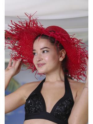 Шляпа с расплетенными краями Jolie 1020-b