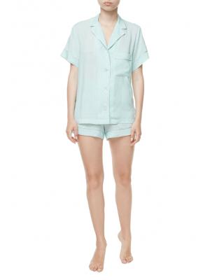 Пижама (рубашка, шорты) Suavite Грейс