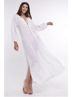 Длинное пляжное платье-туника Suavite 146172