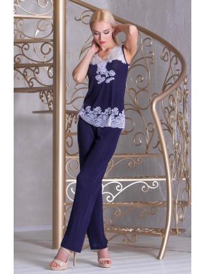 Пижама (майка, брюки) Suavite Сафина-p