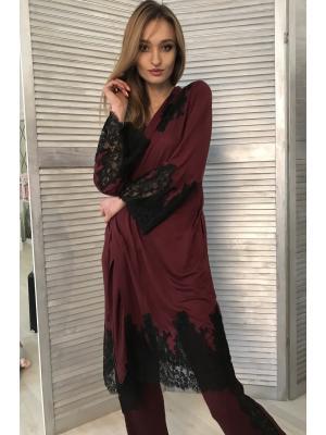 Домашний халат Suavite Estela-h
