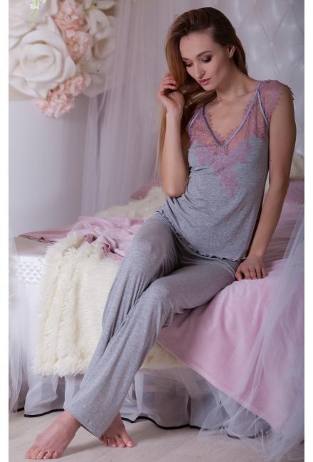 Пижама (майка, брюки) Suavite Deniz -p