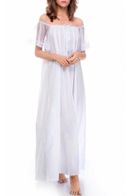 Ночная сорочка длинная Suavite Корин-dl