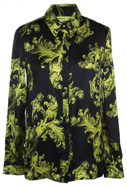 Блуза-рубашка VERSACE B0HGB606